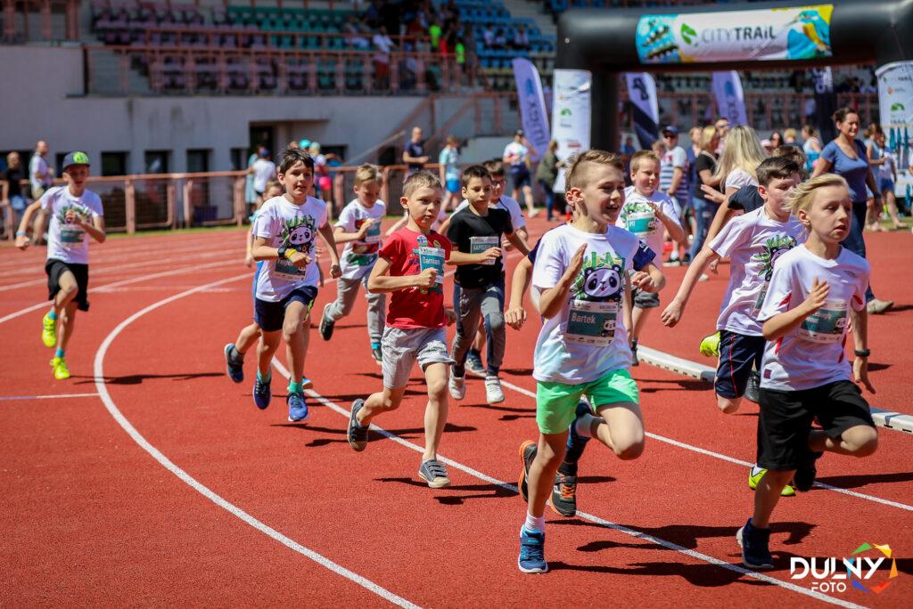 Biegi dla dzieci w Szczecinie - Kids Run