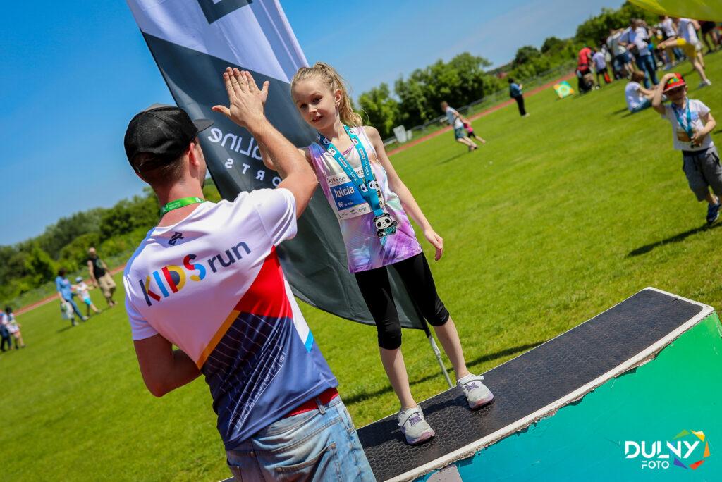 Zawody sportowe dla dzieci w Szczecinie