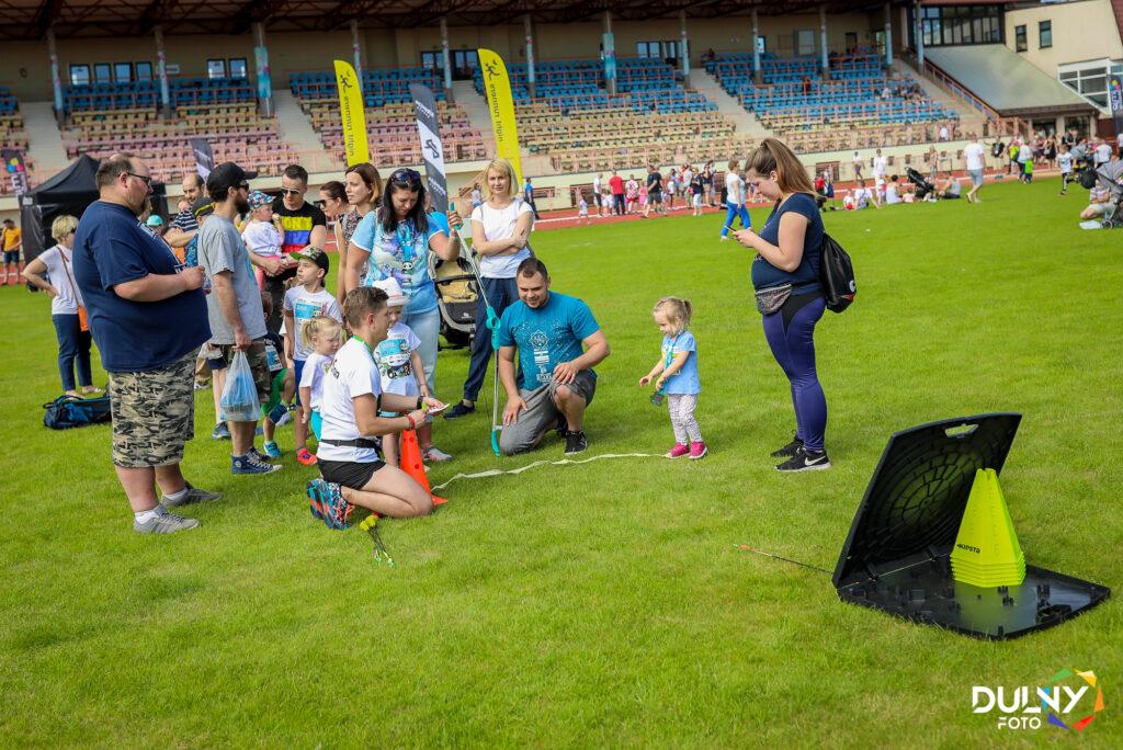 Zawody dla dzieci w Szczecinie - Kids Run